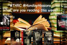 #MondayMissions