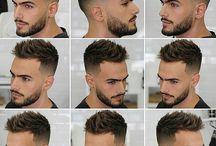 fryzury męskie
