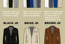Men's suit fashion