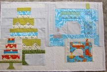 """QUILTS: 2015 Snapshots Quilt-Along Mini / Free monthly tutorials and downloads of the """"Mini"""" version of the 2015 Snapshots Quilt-Along hosted by Fat Quarter Shop, benefitting St. Jude Children's Research Hospital!"""