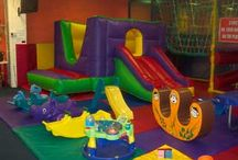 Indoor Play / Some fun indoor play ideas for those smaller kids in the UK!