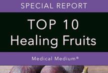 10 Top Healing Fruits
