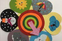 Projekty do škôlky / HRY pre deti kr kreslenie a vytváranie