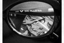 Gafas en acetato