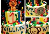 birthday cakes / by Lauren Reese