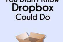 Dropbox tips