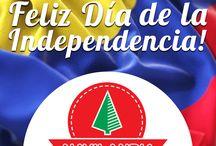 Feliz Día de la Independencia / 0