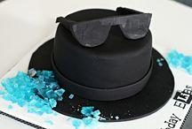 Breaking bad cake / by LaToya Donnellan
