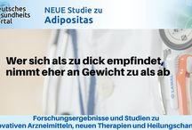 Studien zu Adipositas/ Übergewicht