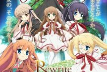 Rewrite / Anime season 1 & 2