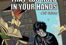 Quotes from Neil Gaiman!