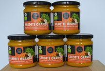 5 er Karotte Orange von little Lunch