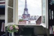 PARIS JE T'AIME ❤ / by Fashion & Fabulous