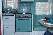 Vintage Trailer Backsplash Ideas / by Brianna Holifield