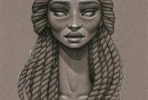Art Black - ByNah*