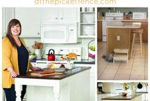 Kitchen Ideas / by Kathie Pincock