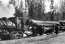 Lombard steam log Hauler