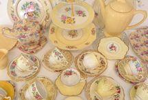 Romantic chinaware