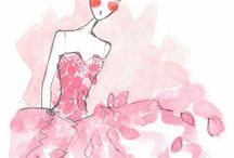 fashion+ilustration