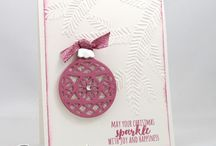 2016 Stampin' Up! Holiday Catalogue