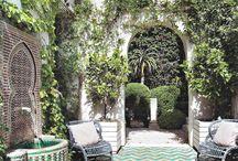 O U T S I D E & G A R D E N / #outside #garden #landscape #terrasse #landscaping #plant #design  / by Marc de Wmb