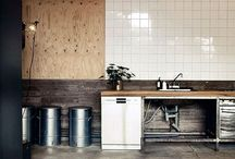 Cook and Eat / Kitchens and dining spaces