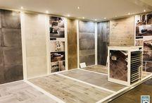Vloer inspiratie / De tegelafdeling van Mijn Thuis is een echte 'snoepwinkel' voor zowel complete vloeren als de finishing touch... www.mijnthuis.nl