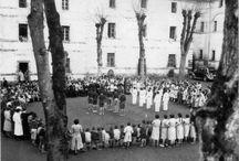GERNIKA LA CITADELLE SAINT JEAN PIED DE PORT / La Citadelle : colonie d'enfants réfugiés de la Guerre civile espagnole (1937-1939)