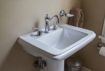 Vintage Bathroom / Ideas for vintage bathroom design