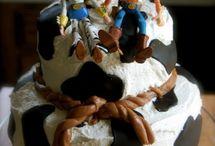 Cakes / by Hayley Benson