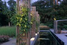 Plant support, obelisk