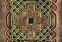 Celtic & Norwegian Knotwork / Knots. Lots and lots of knots. :D