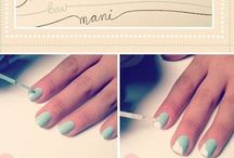 Nails, hairs, Body