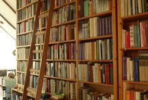 Meine Bibliothek / Platz für 4000 Bücher  - ohne ebooks...