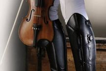 Adult Riding Boots / Long and short riding boots for adults.