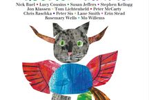 Stories about The Eric Carle Museum of Picture Book Art / Blogs, websites and stories about The Eric Carle Museum of Picture Book Art in Amherst, MA. / by The Eric Carle Museum of Picture Book Art