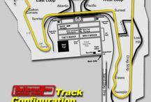 Racetracks I've raced at / by Fred Schechter