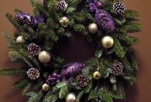 Xmas wreath  / by Annie Wong