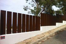 cierres y muros