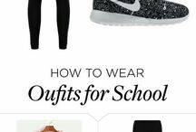 Back to school (outfits)
