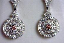 Diamond Earrings & Pendants / Visit Lamon Jewelers store in Knoxville, TN to discover a beautiful collection of diamond earrings, pendants, and more: http://www.lamonjewelers.com/diamond-jewelry/