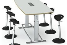 Focal Upright Furniture Work Stations / Focal Upright Furniture Work Stations