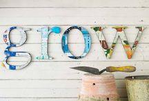 if i decide to get crafty / by Chelsea Buwalda