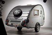 T@b Caravan / My favourite tear-drop caravans