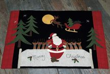 Wool Applique for the Holidays