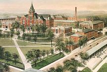 GTFWC: GATech History & Traditions / Founded on October 13, 1885, the Georgia School of Technology opened its doors in October 1888 to eighty-four students. The School's creation signaled the beginning of the transformation of the agrarian South to an industrial economy...