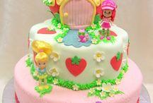 Strawberryy shortcake