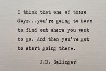 Salinger my fav