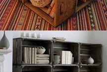 Muebles de madera / by Alejandra Marcos