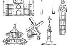 Houses/Buildings